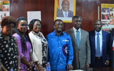 Government of Ghana commits to implement the science agenda for agriculture in Africa