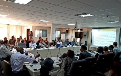 LEAP4FNSSA: Kick Off Meeting and 1st General Assembly