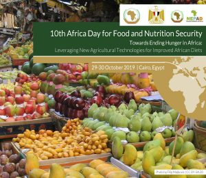 10th Africa Day for Food and Nutrition Security