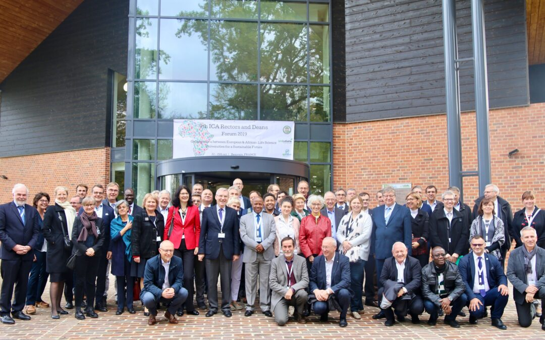 9th ICA Rectors and Deans Forum: some conclusions