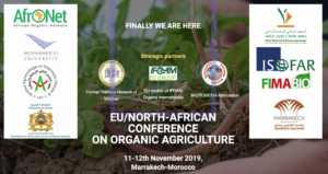 1st EU/North-African Conference on Organic Agriculture
