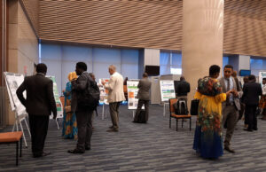 Poster session AU-EU High Level Policy Dialogue Stakeholder Event in Addis Ababa