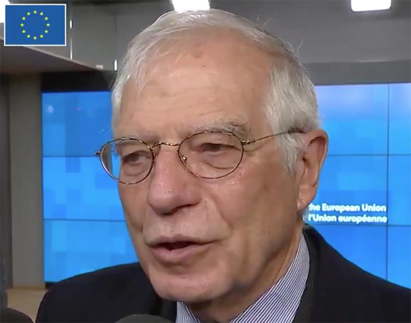 Josep Borrell Fontelles Foreign Affairs Council, 9 December 2019 Eu-Africa relations