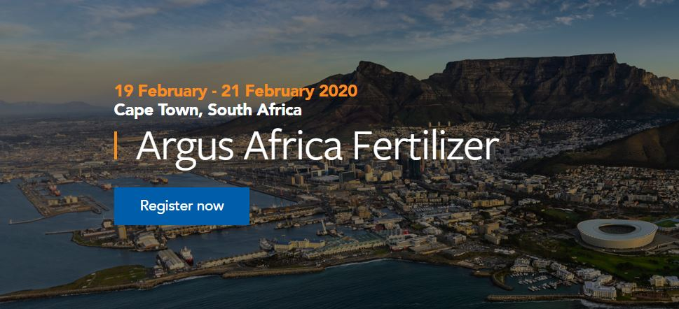 11th annual Argus Africa Fertilizer conference