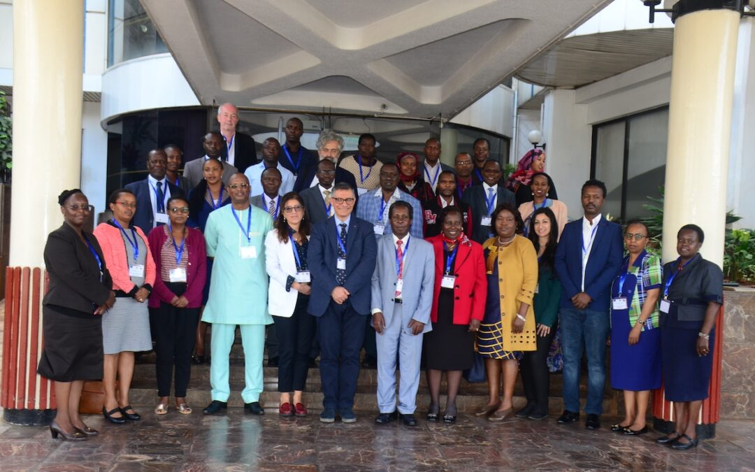 Understanding Africa's Agriculture Research Priorities