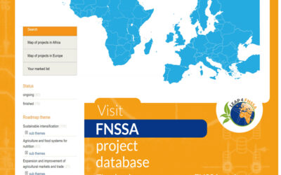FNSSA project database launched!