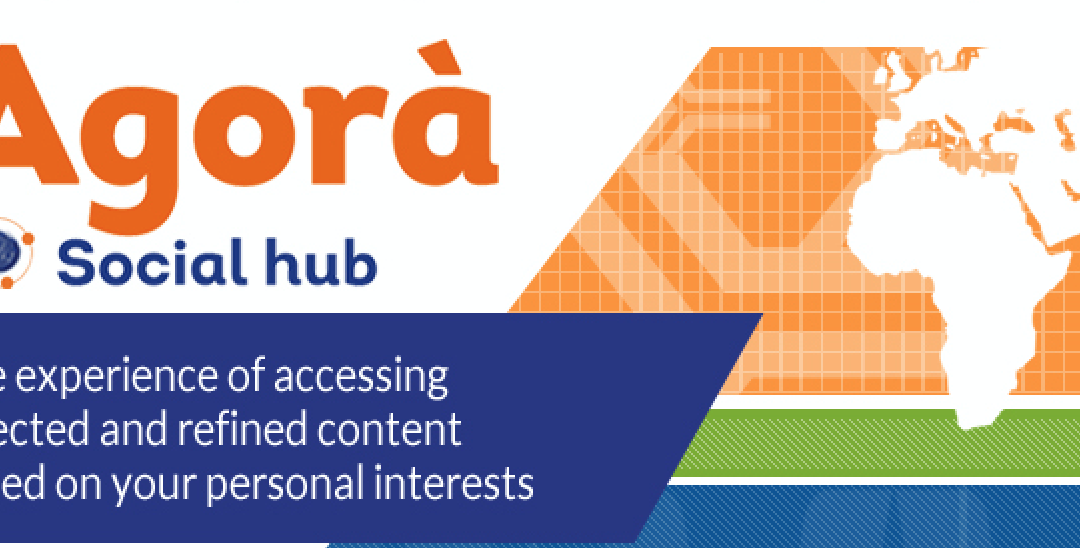 What is Agora and how does it work | Infographic