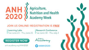 Agriculture, Nutrition and Health (ANH) Academy Learning Lab.