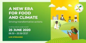 A new era for food and climate