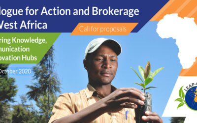 LEAP4FNSSA Dialogue for Action and Brokerage in West Africa Workshop | Call for Innovative Ideas