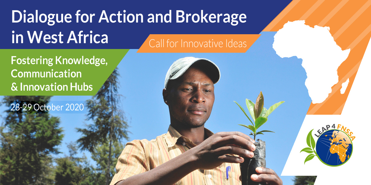 Dialogue for Action and Brokerage West Africa