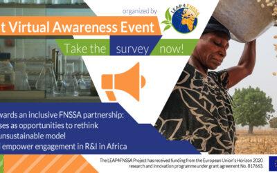1st Virtual Raising Awareness Event   Survey