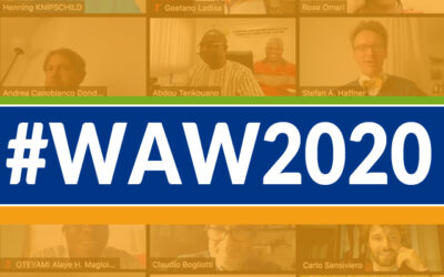 #WAW2020 Moment | A collection of tweets from the West Africa Workshop