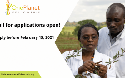 Seeking young, dynamic researchers to work on climate change in Africa | Call