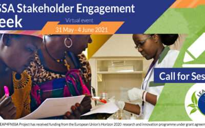 FNSSA Stakeholder Engagement Week | Call for Sessions