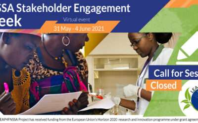 FNSSA Stakeholder Engagement Week: the call has closed