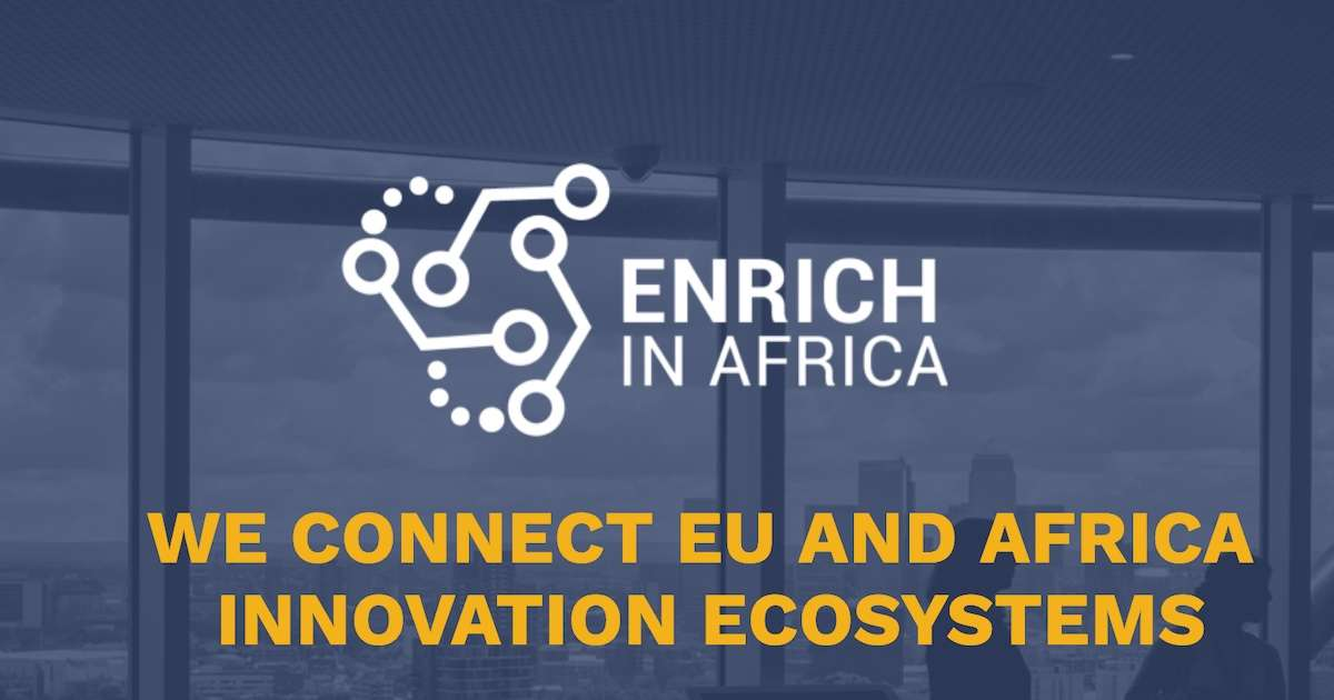 The ENRICH in Africa project will run from 2021 to 2023, focusing on three main phases