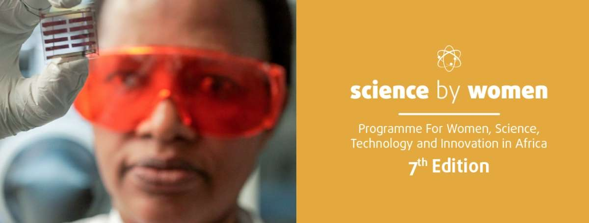 7th Edition – Science by woman