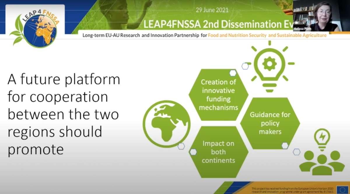 LEAP4FNSSA 2nd Dissemination Event