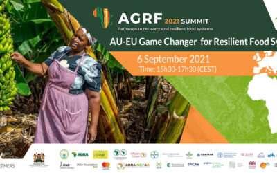 AGRF 2021 Pre-Summit